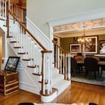 There Trend Paint Interior Stained Wood Trim