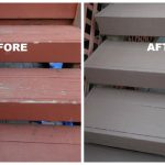 Things Realize Repainting Deck Beauteeful