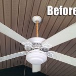 Thrifty Diy Outdoor Fan Makeover