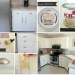 Tips Easiest Way Paint Kitchen Cabinets Using Rust Oleum Greenvirals