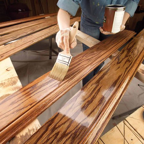 Tips Finish Wood Trim