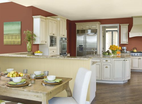 Tips Kitchen Color Ideas