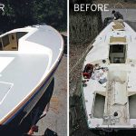 Tips Painting Boat Deck Boatus