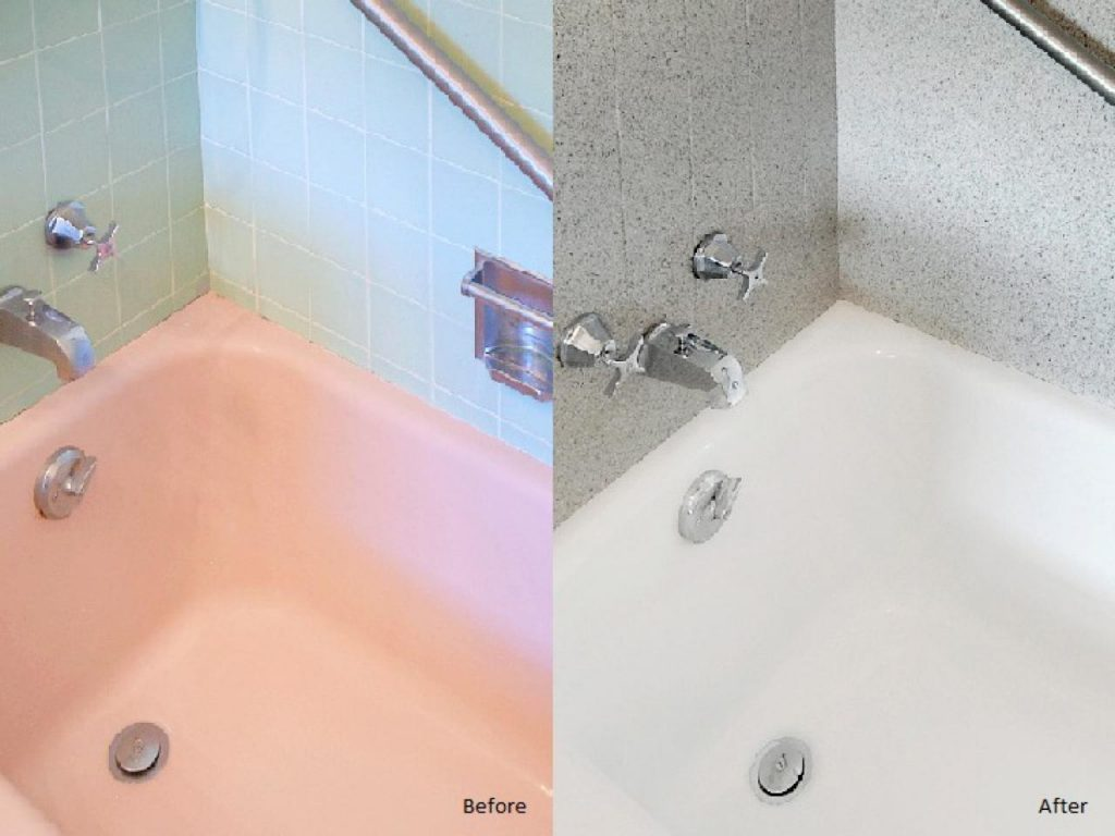 Tips Pros Painting Bathtubs Tile