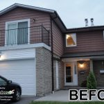 Toronto Aluminum Siding Painting House