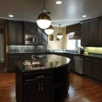 Traditional Dark Kitchen Cabinets Godfather