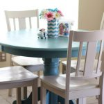 Transforming Table Chairs Annie Sloan Chalk Paint