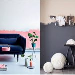 Trends Two Colors Wall Painting Ideas Home