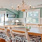 Tropical Dining Wall Color Farmhouse Chic S Paint Colors