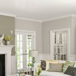 Two Color Living Room Paint Ideas Home