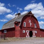 Two Men Little Farm Why American Barns