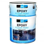 Two Part Water Based Epoxy Floor Paint Litres Tough Hard Wearing