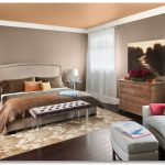 Two Tone Color Paint Ideas Interior House Painting Tips