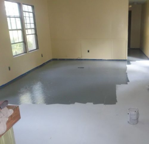 Types Recommended Laundry Room Floor Paints Flooring Ideas Design