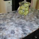 Unique Paint Countertops Look Like Granite Painting