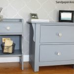 Unite Your Mismatched Furniture Stephanie Marchetti Sandpaper Glue