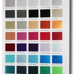 Urekem Metallic Color Charts Now Available