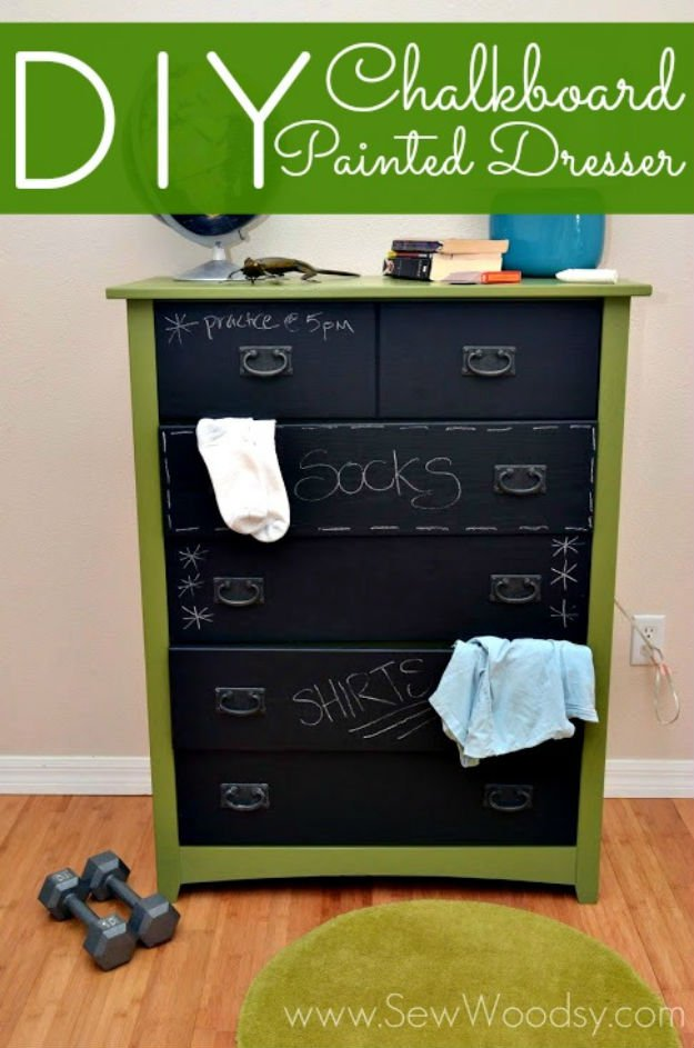 Uses Chalkboard Paint Diy Projects Craft Ideas Home Decor