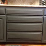 Using Chalk Paint Refinish Kitchen Cabinets