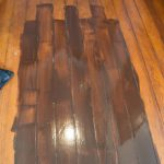 Using Gel Stain Over Existing Stained Wood Designed