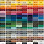 Using Kwal Paint Color Chart Handy Home