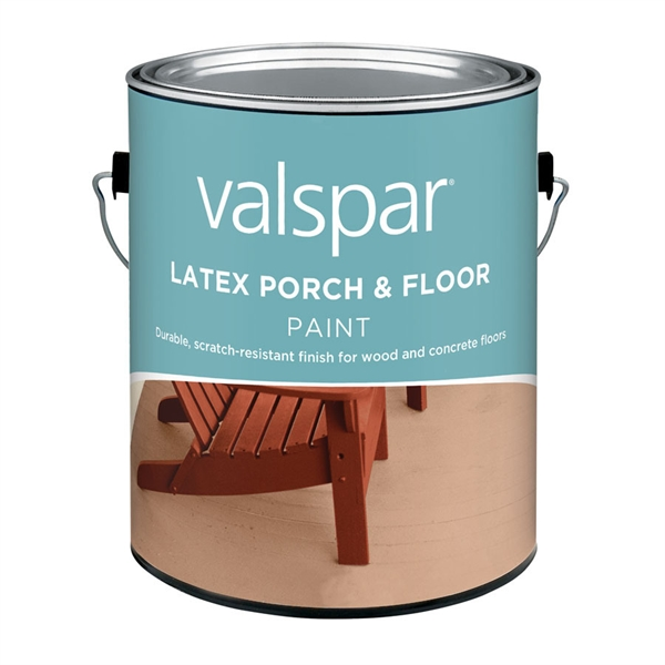 Valspar Dark Gray Latex Porch Floor Paint Lowe