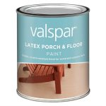 Valspar Interior Exterior Satin Porch Floor Tintable Base Paint Lowe
