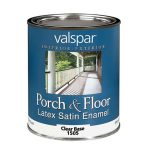Valspar Quart Porch Floor Latex