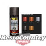 Vht High Temperature Spray Paint Engine Metallic Black Pearl Starter Diff