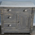 Vintage Marble Topped Washstand Uniquely Yours