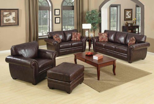 Wall Colors Brown Furniture List Ideas Best Color Dark Leather