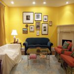 Wall Ideas Green Painted Rooms Yellow Color Paint Room Interior Designs
