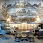 Wall Murals Hand Painted Cape Grace Town Central