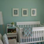 Wall Paint Ideas Baby Nursery