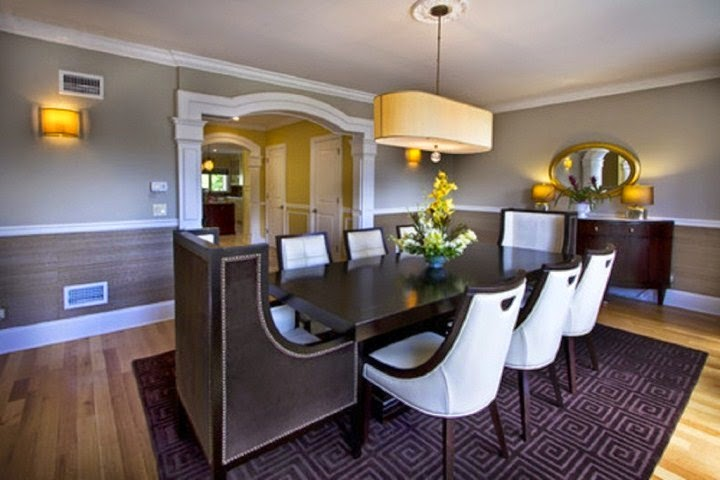 Wall Paint Ideas Dining