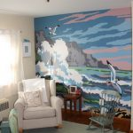 Wall Painted Murals Interior