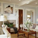 Warm Living Room Colors Country Home Design