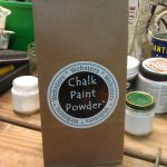 Websters Chalk Paint Powder Mixing Any Brand
