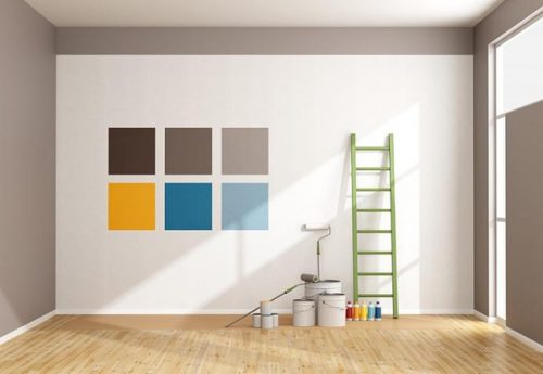 Which Type Paint Best Interior Wall