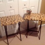 Whimsical Painted Furniture Leopard
