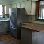 Whimsical Perspective Kitchen Cabinets Annie Sloan Chalk