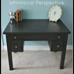 Whimsical Perspective Meet Graphite Annie Sloan Chalk Paint Color