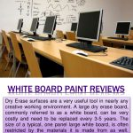 White Board Paint