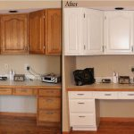 White Kitchen Cabinet Remodeling More Modern Look Your Area