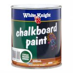 White Knight Green Chalkboard Paint Bunnings