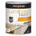 White Knight Neutral Tile Paint Bunnings