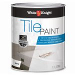 White Knight Tile Paint Bunnings