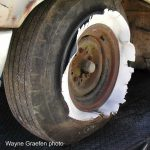 White Wall Tire Paint Kit
