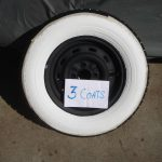 White Wall Tire Paint Sidewalls Ranger