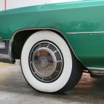 White Wall Tire Rubber